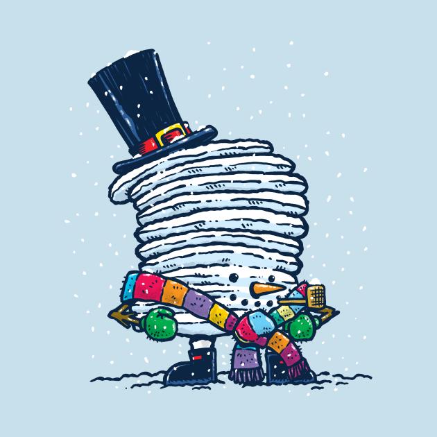 Captain Snowcakes