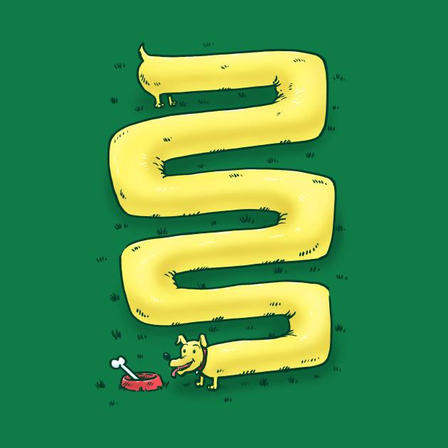 Infinite Wiener Dog