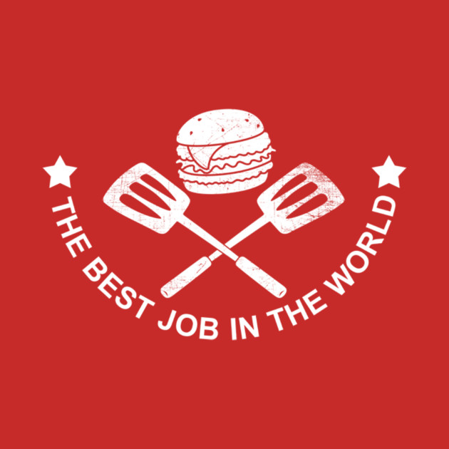The Best Job In The World T-Shirt thumbnail