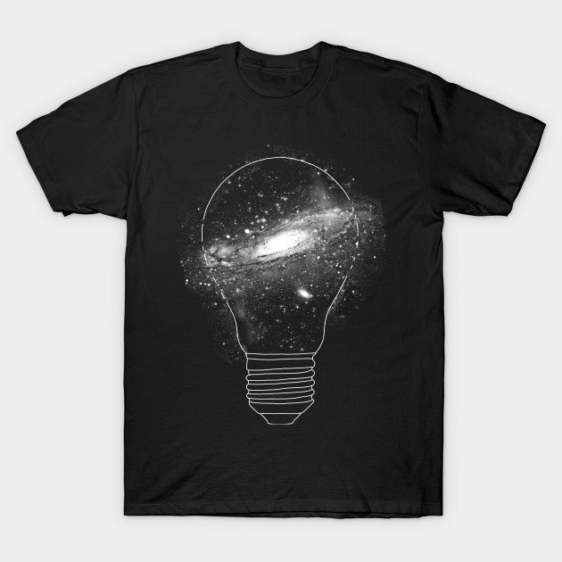 Sparkle. Unlimited ideas. T-Shirt-TOZ