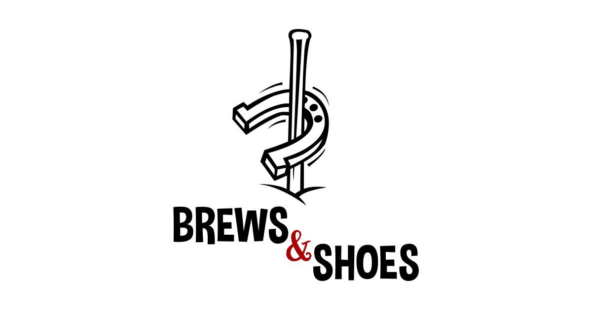 brews and shoes horseshoe ringer pitching - horseshoes
