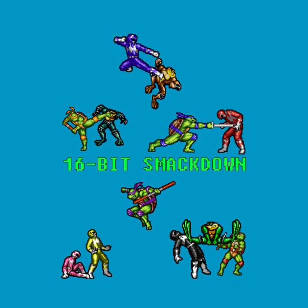 16-Bit Smackdown