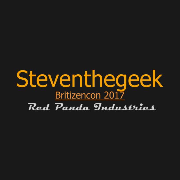 Custom Steventhegeek Britizencon2017