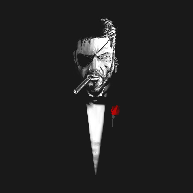 The Bossfather T-Shirt