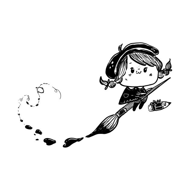 Artist Witch