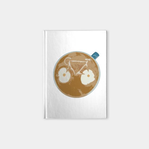 Cycling Latte Art