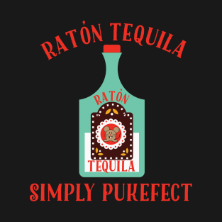 Raton Tequila-Simply Pukefect t-shirts