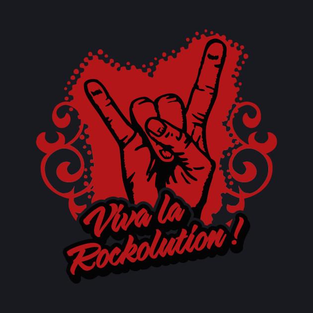 viva la rockolution
