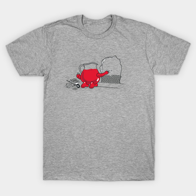 Anti clothes community service kool aid t shirt for T shirt design service