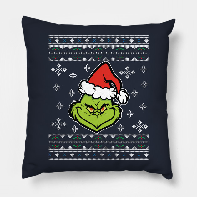 Dr Seuss The Grinch Christmas Knit Pattern
