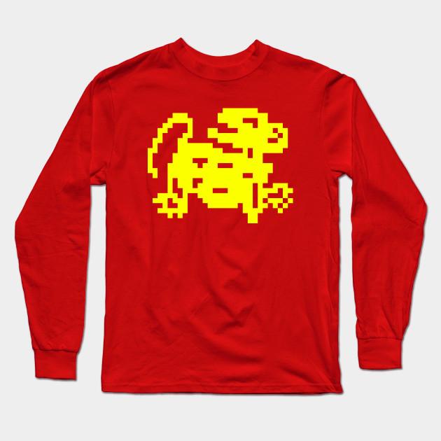 red jaguars legends of the hidden temple long sleeve t shirt
