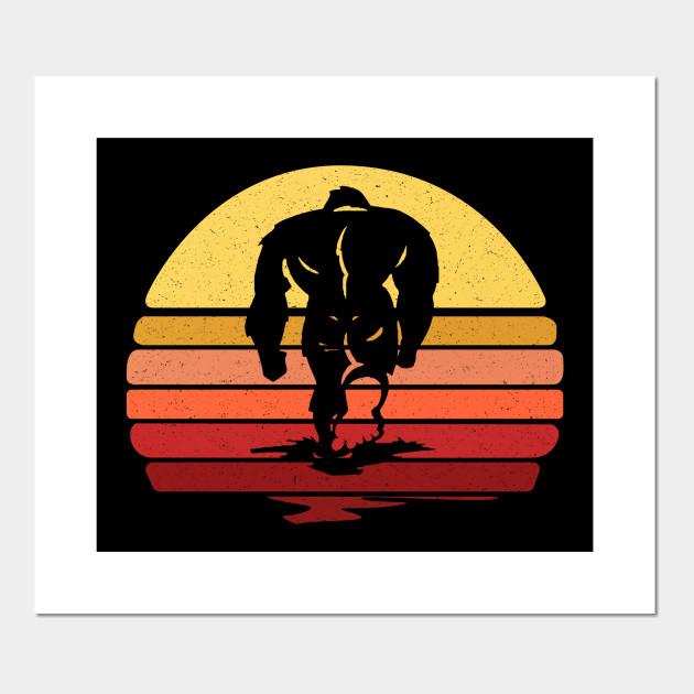 Bigfoot Sunset