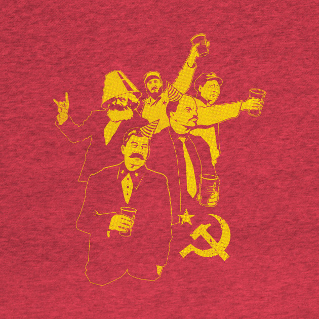 THE COMMUNIST PARTY (1 COLOR VARIANT)