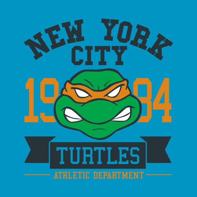 NYC Turtles Michaelangelo