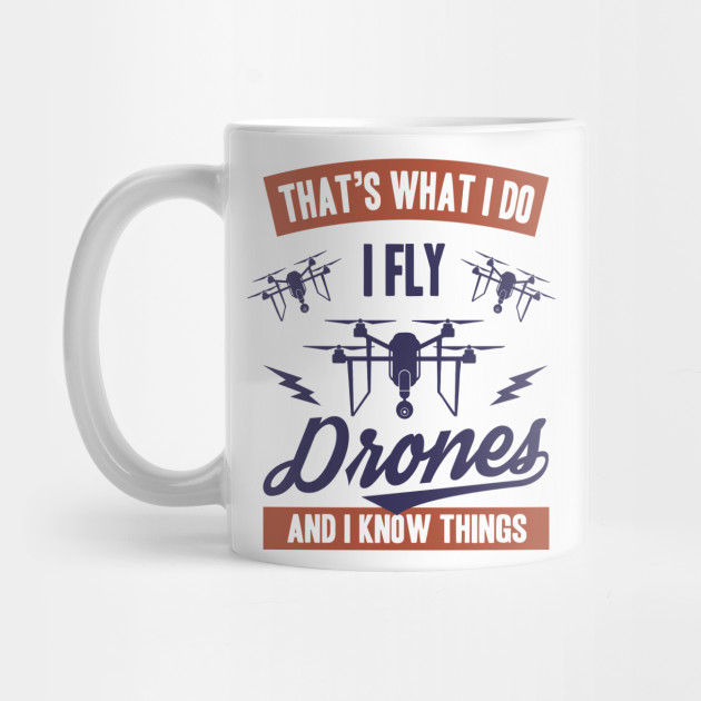 Drone Mug