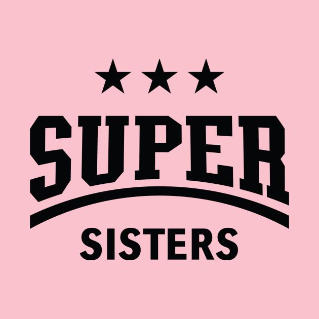 Super Sisters (White)
