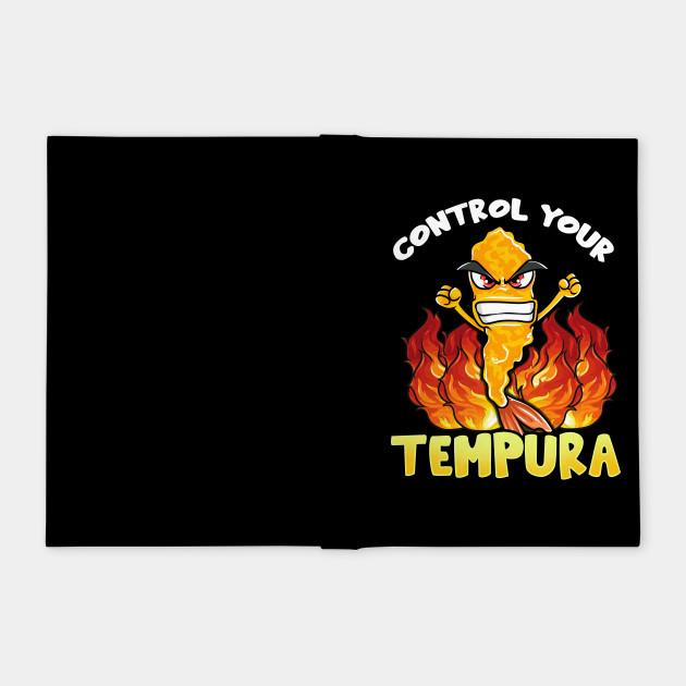 Anger Management Control Your Tempura