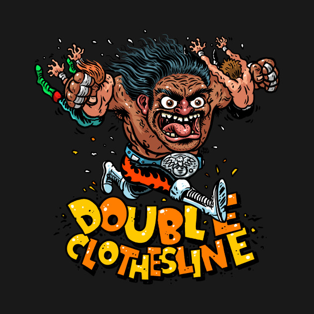 Double Clothesline (color)