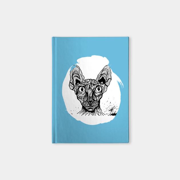 Thana I Cat drawing