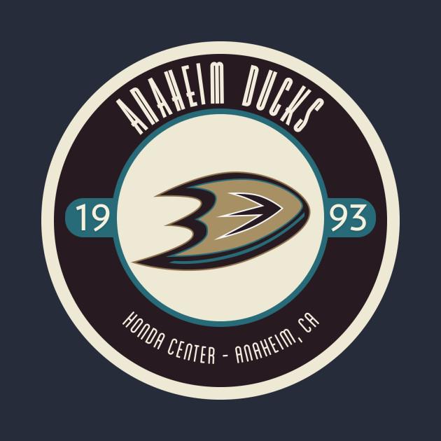 Anaheim Hockey Ducks Minimalist Logo