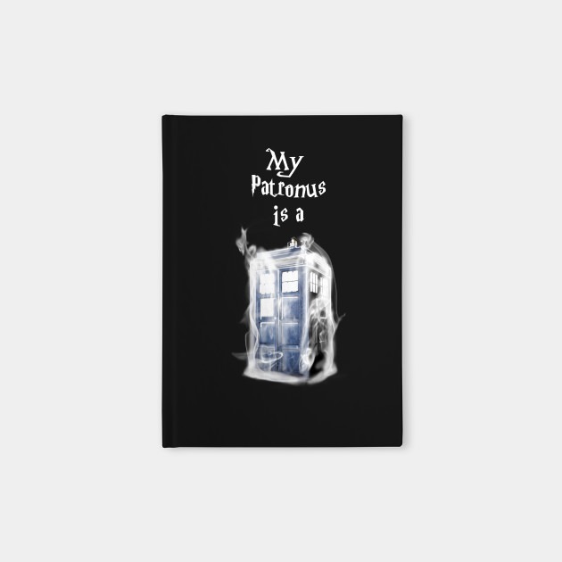 My Patronus is a Tardis