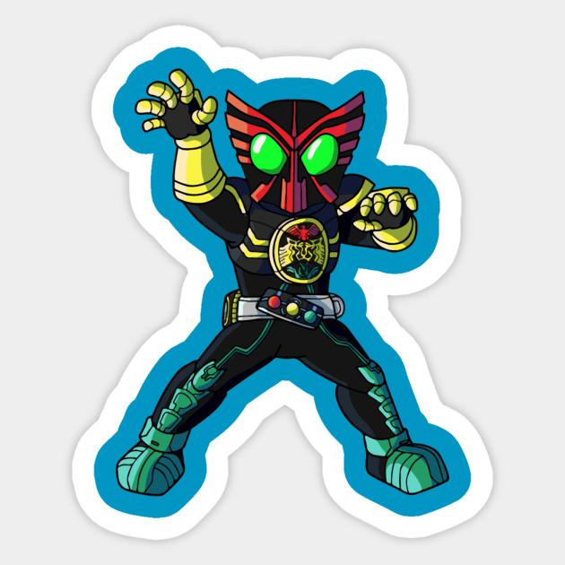 Kamen Rider OOO Chibi