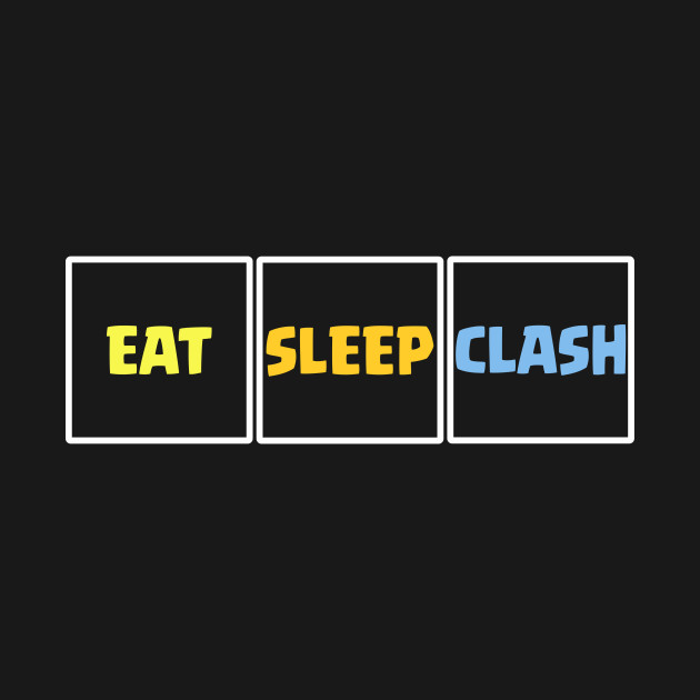 Eat Sleep Clash Of Clans Funny Gift