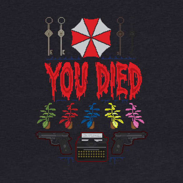 You died Christmas sweater
