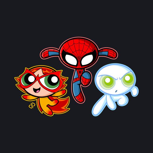 Spidey Friends