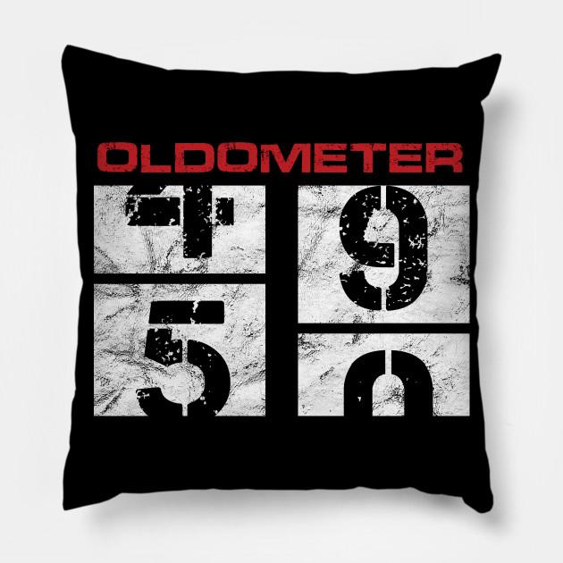 Birthday Celebration Bday Gift Oldometer Funny Birth Anniversary 49 Turning 50