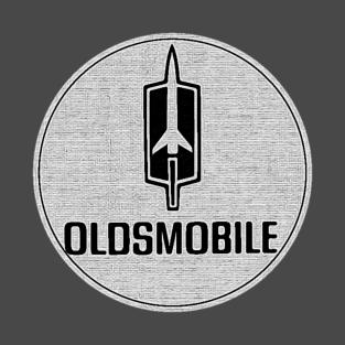 8adf3203b Oldsmobile Rocket Woven Style Badge Cutlass & 442 T-Shirt