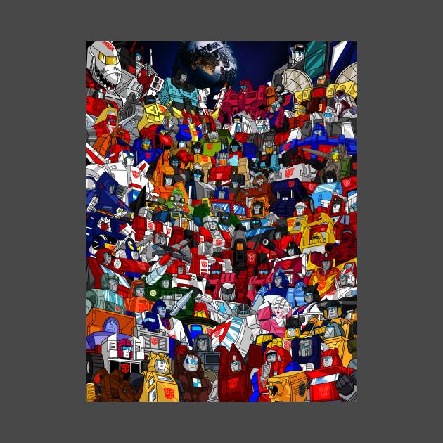 G1 Autobots Transformers