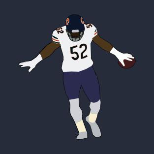 Khalil Mack - Chicago Bears t-shirts