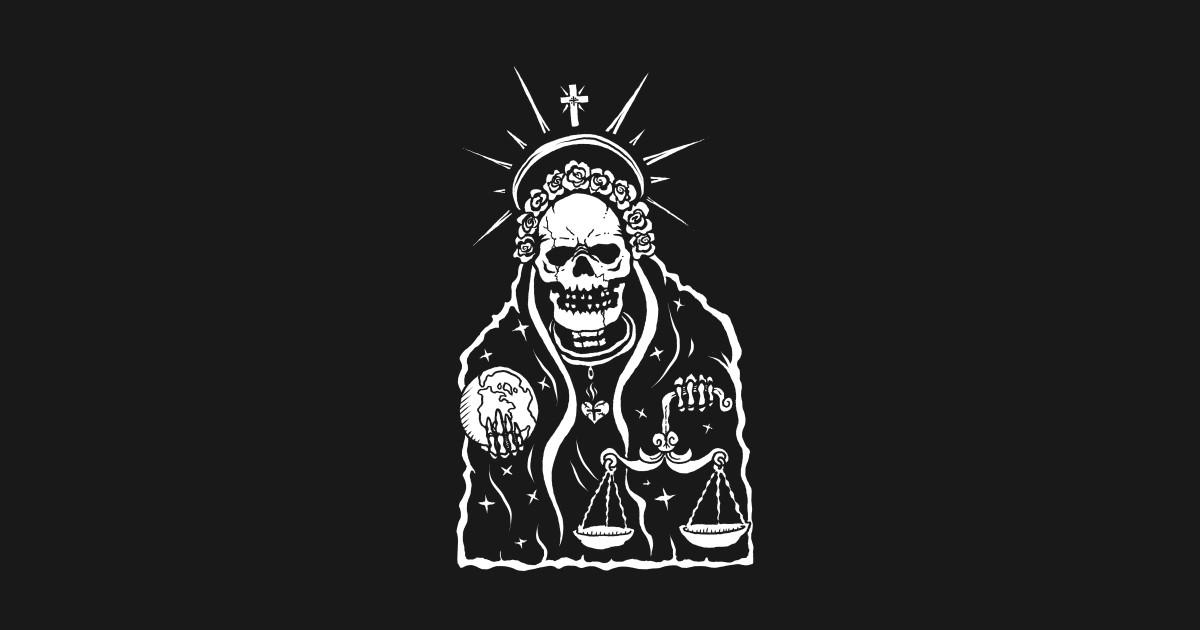 SANTA MUERTE by deviluxe
