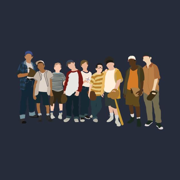 The Sandlot Gang