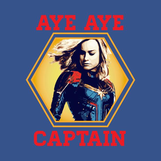 Aye aye captain - Meme Guy