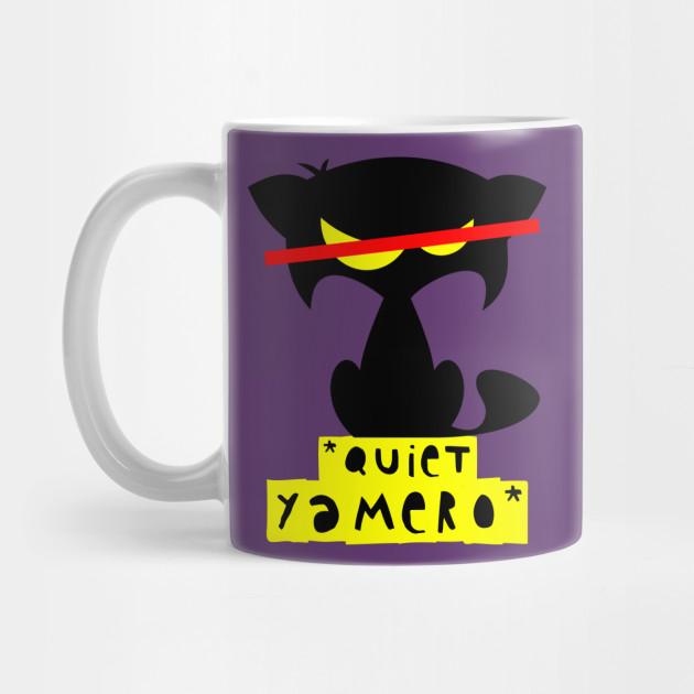 Funny Cat Meme T Shirt Quiet Yamero Mozart Purple Funny Cat