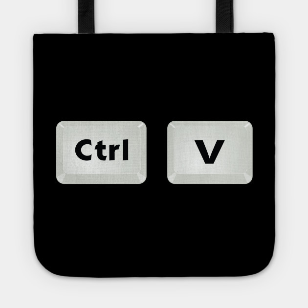 Control Copy Paste Ctrl Plus Gift Matching Couple