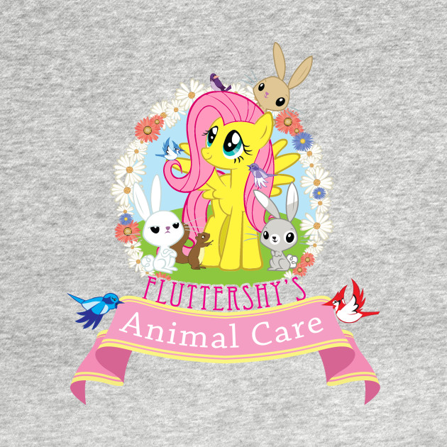 Fluttershy's Animal Care