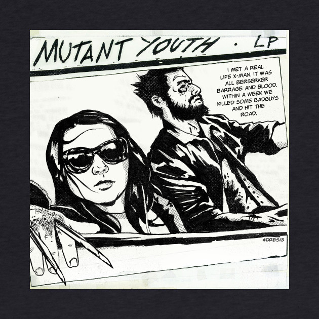Mutant Youth LP