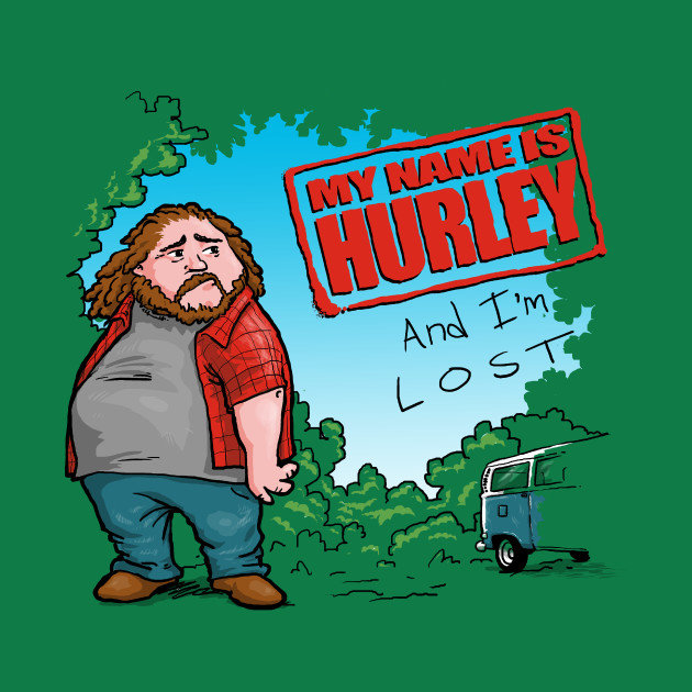 My Name is Hurley