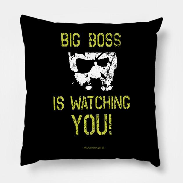Big Boss is watching you