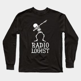e56e8e2a Main Tag Radiology Long Sleeve T-Shirts. Description. Buy this funny dab  dabbing ...