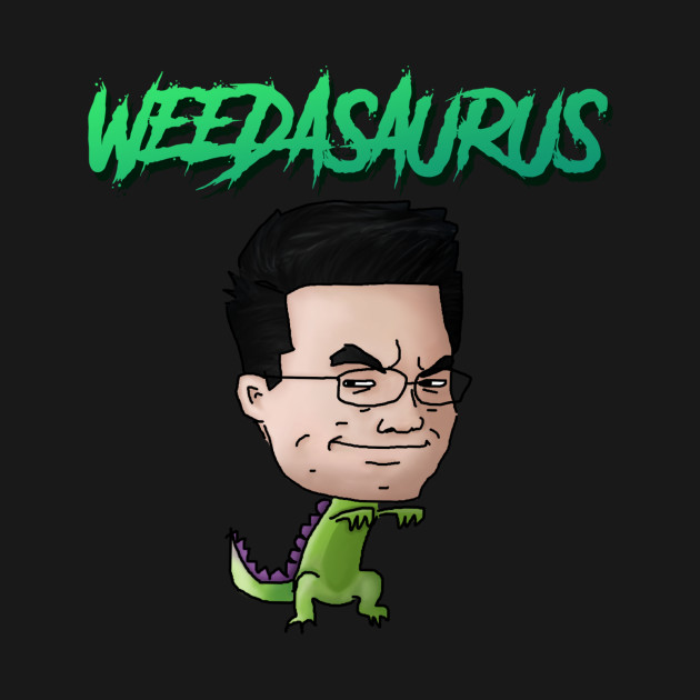 Weedasaurus Dino