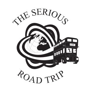roadtrip gifts and merchandise teepublic VW Bus Memorabilia the serious road trip rainbow london bus logo t shirt