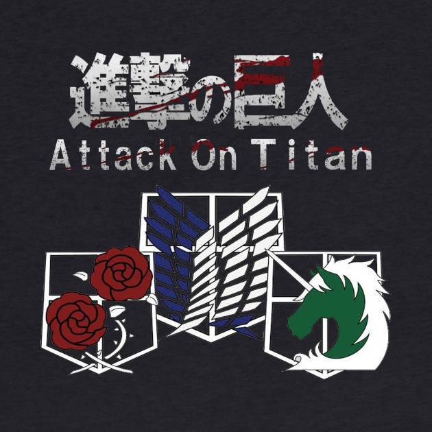 Attack On Titan Corps Shirt