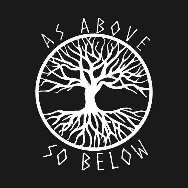 as above so below paganism tree of life yggdrasil yggdrasil kids