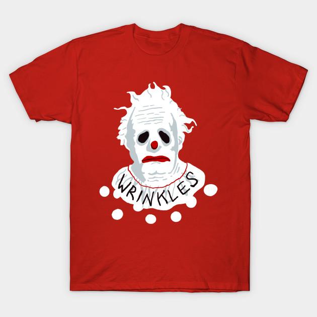 Wrinkles The Clown Wrinkles The Clown T Shirt Teepublic