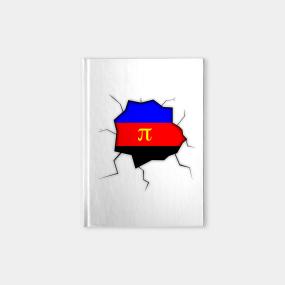 Polyamory Flag Notebooks   TeePublic