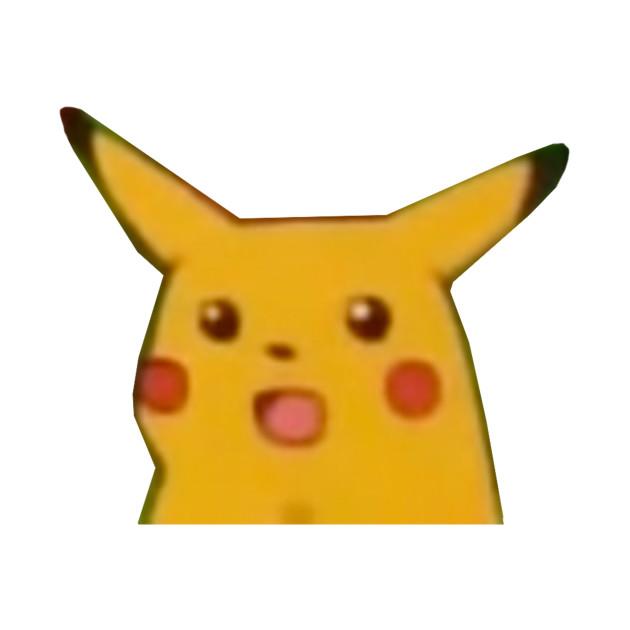 Surprised pikachu meme - Pikachu Meme - Tote | TeePublic